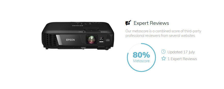 Epson EX7240 Pro reviews