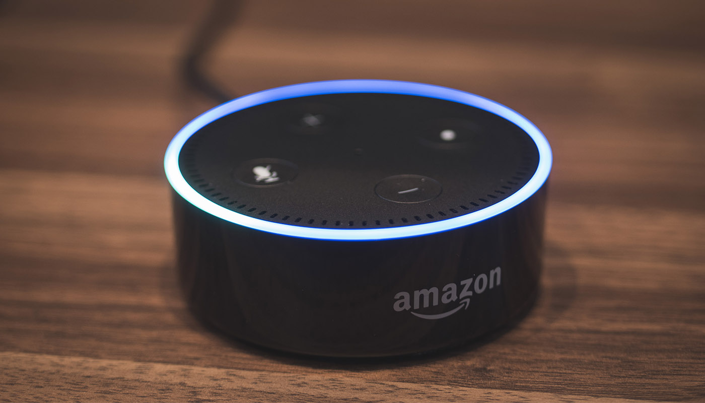 Alexa Echo Dot Picture
