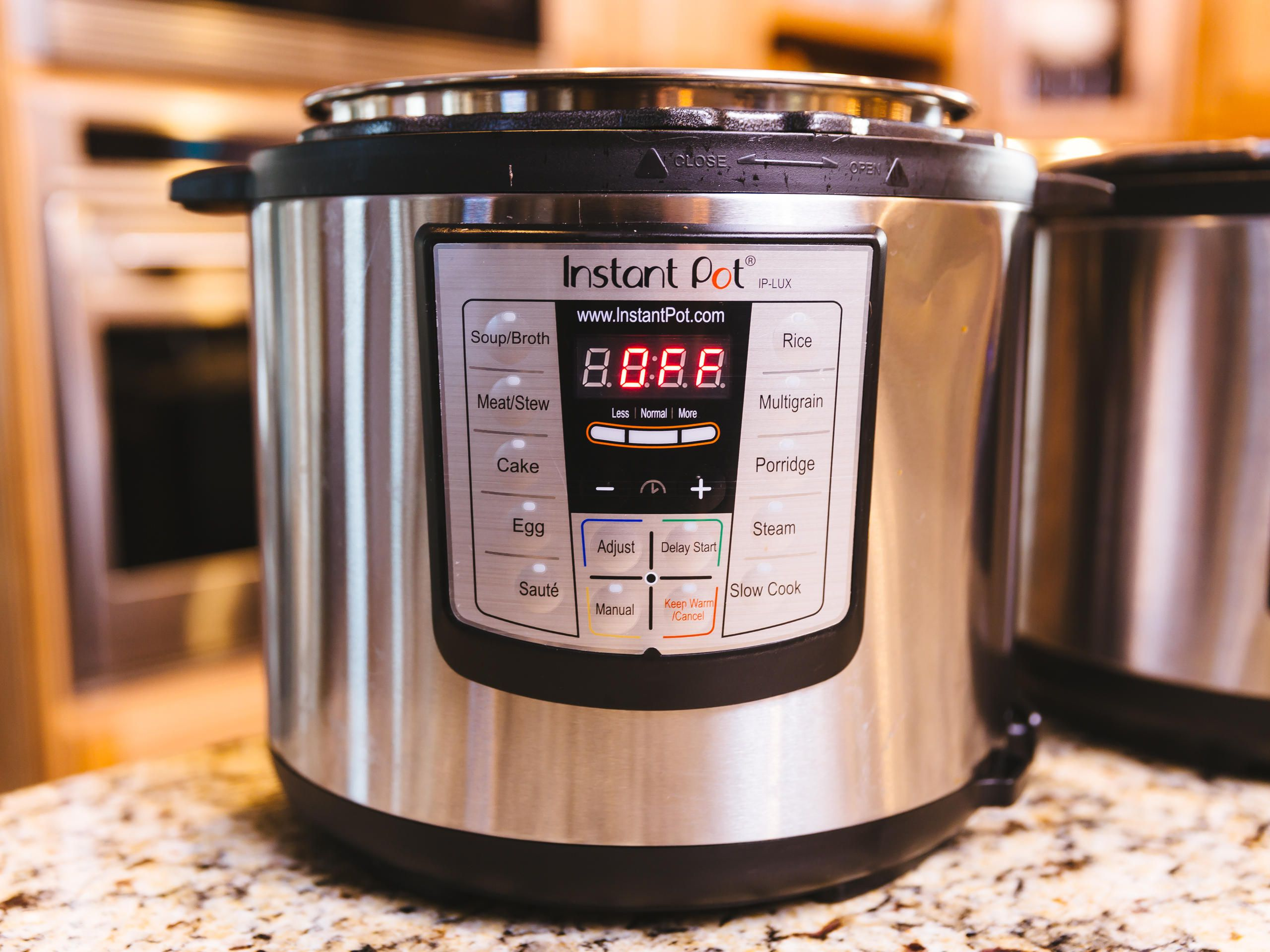 the instant pot photo