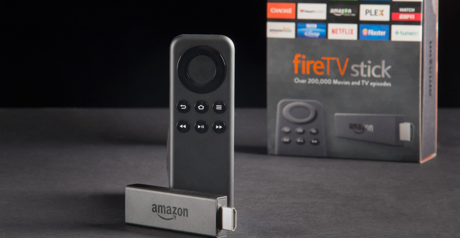 Fire TV Stick Picture