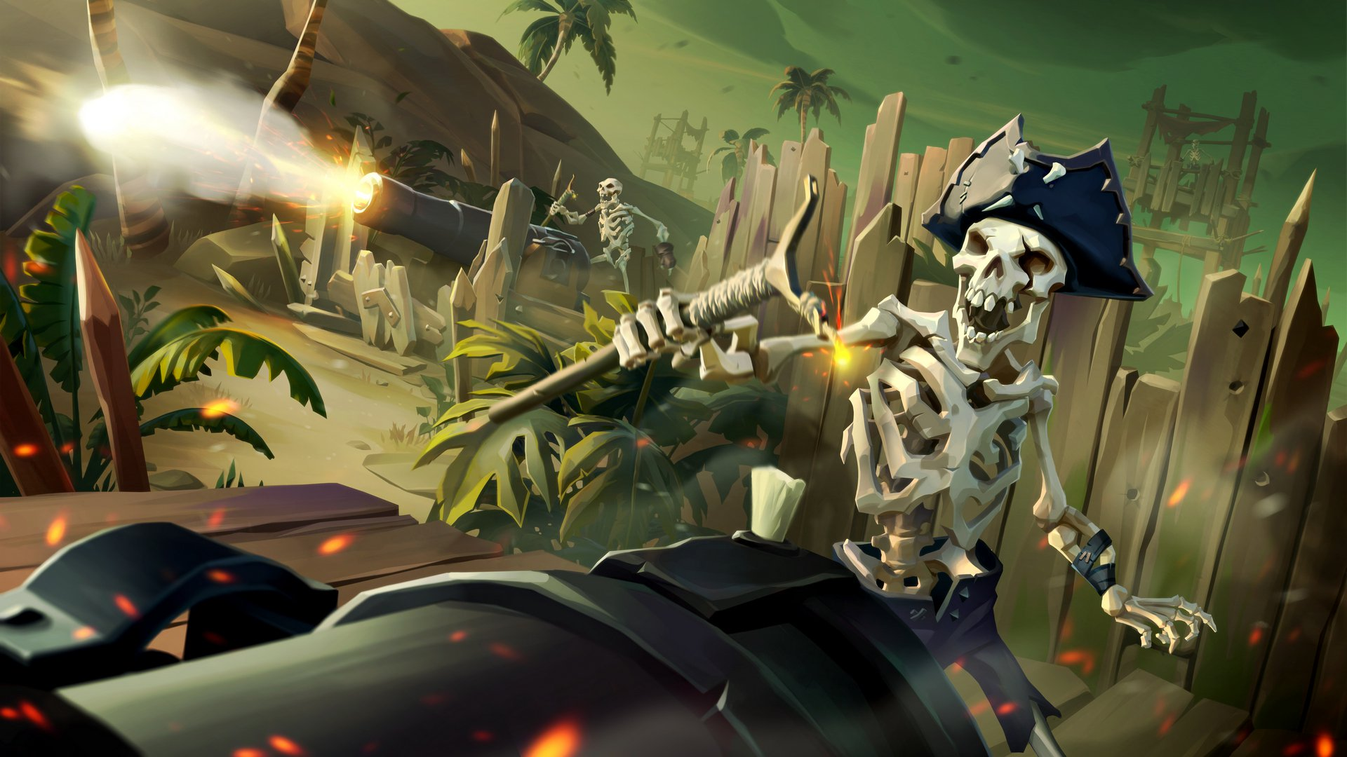 Sea of Thieves attack
